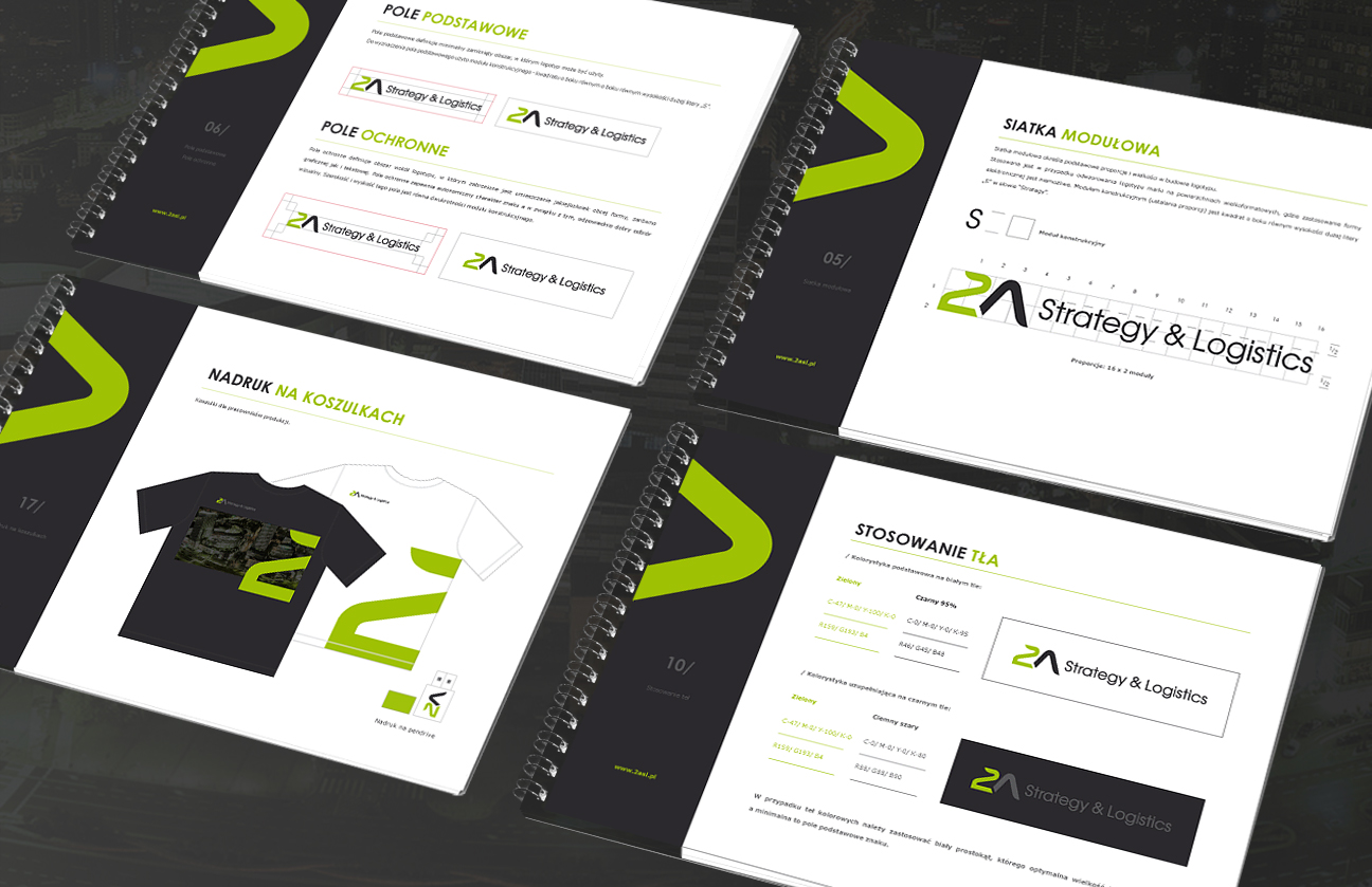 2a Corporate Identity